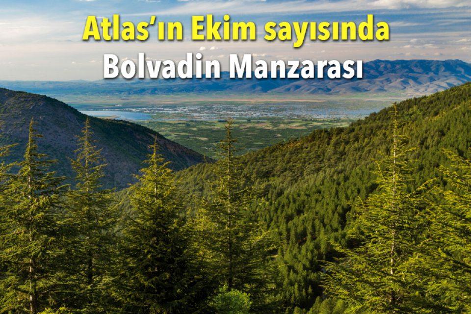 Bolvadin manzarası