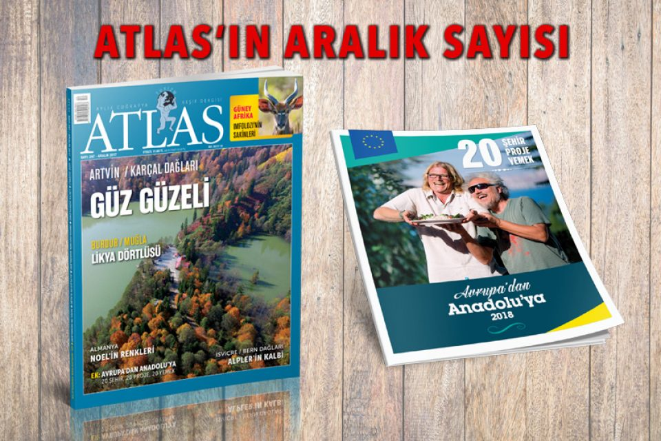 ATLAS'IN ARALIK SAYISI