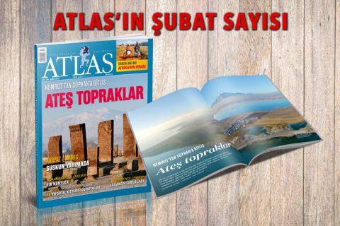 Atlas'ın şubat sayısı