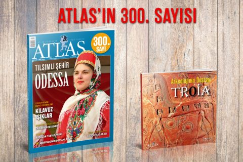 ATLAS'IN 300. SAYISI