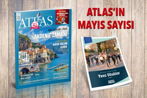 ATLAS'IN MAYIS SAYISI