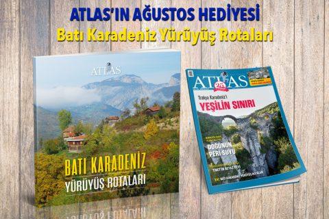 AĞUSTOS HEDİYESİ: Batı Karadeniz Yürüyüş Rotaları