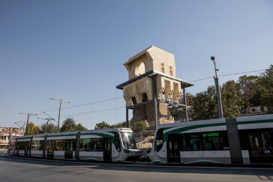 Eskimeyen şehir Konya