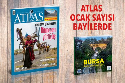 ATLAS'IN 2019 OCAK SAYISI