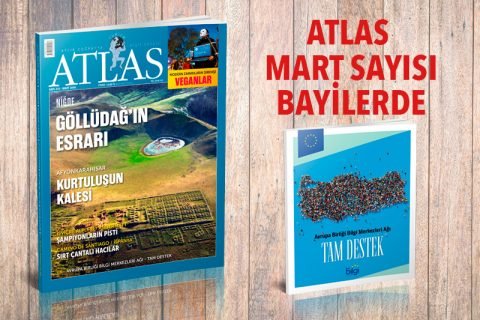 ATLAS'IN MART SAYISI