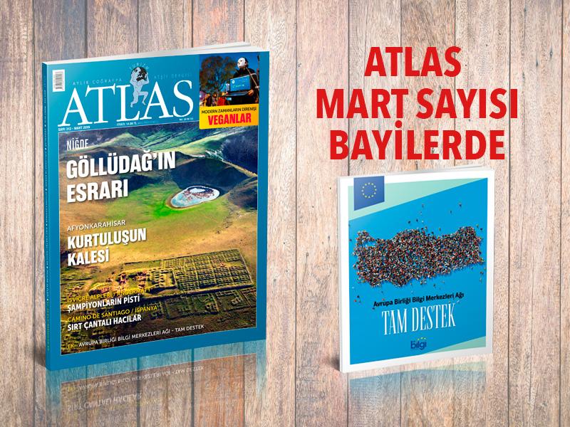 ATLAS'IN MART SAYISI