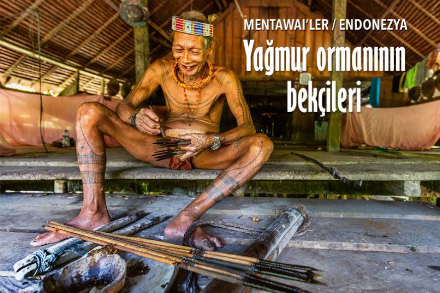 YAĞMUR ORMANININ BEKÇİLERİ: MENTAWAI'LER