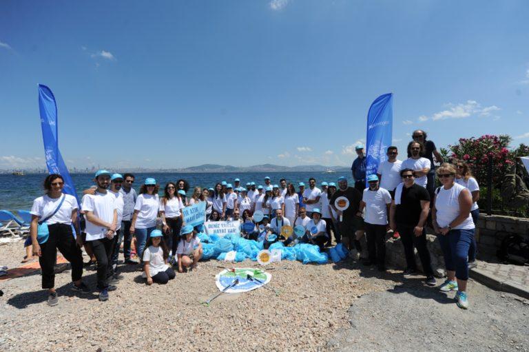 Kıyı temizleme hareketi