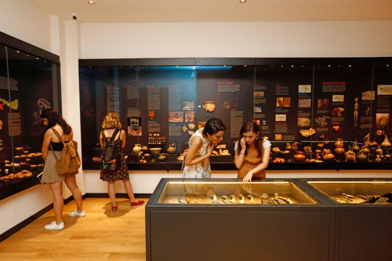 İstanbul'un yeni arkeoloji müzesi