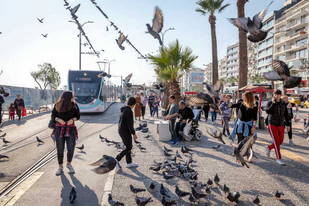 İzmir'in iki yakası: Göztepe - Karşıyaka | Atlas | Gündem