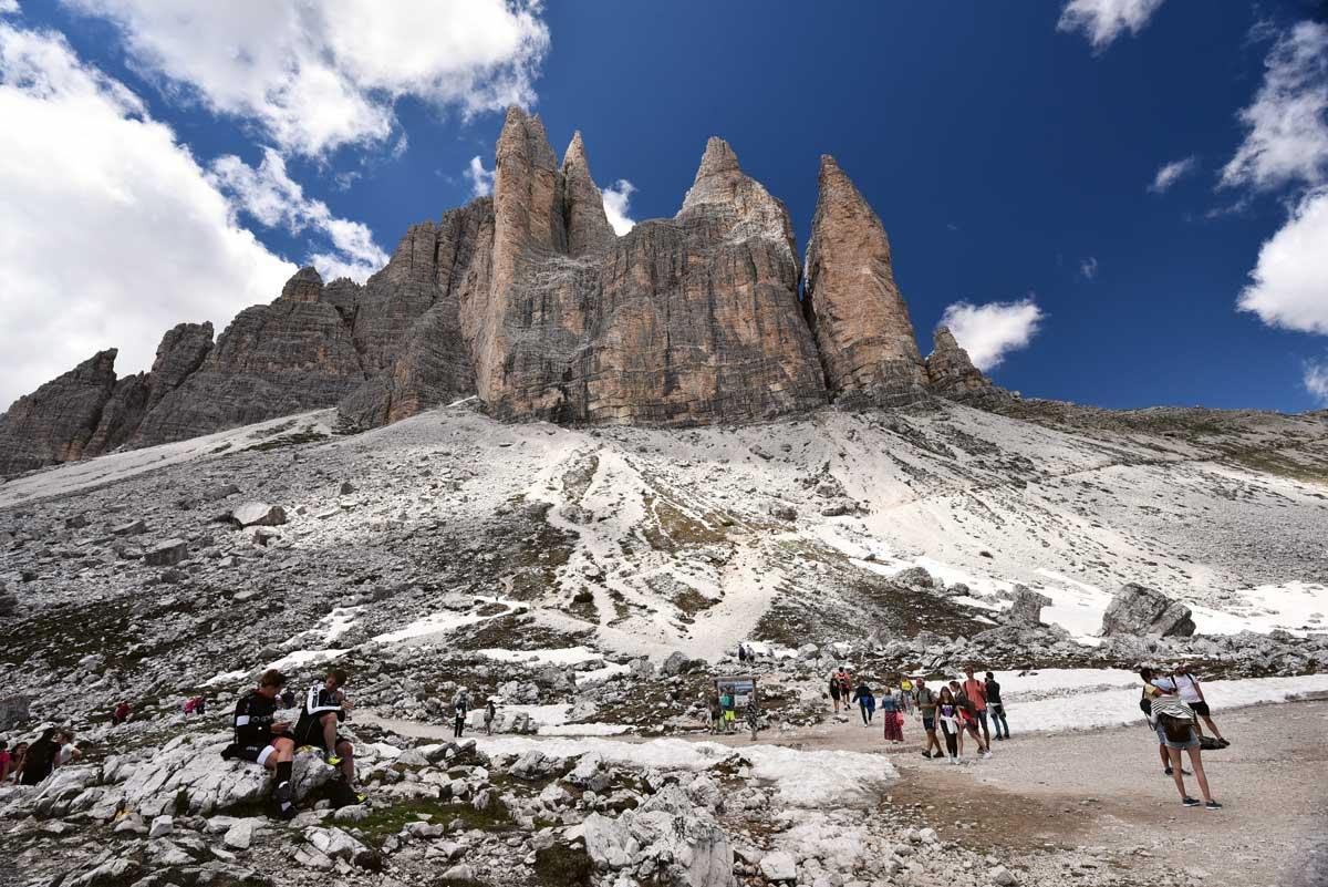 Bir Alp masalı: Dolomitler / İtalya | Atlas | Atlas Rotaları