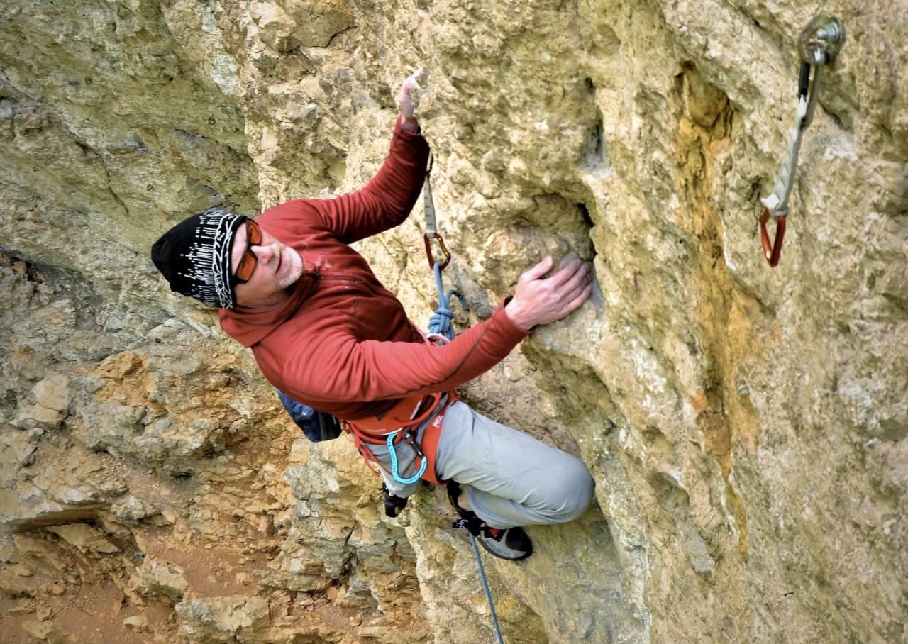 Norveçli yazar Jo Nesbo'nun tırmanış tutkusu | Atlas | Kültür