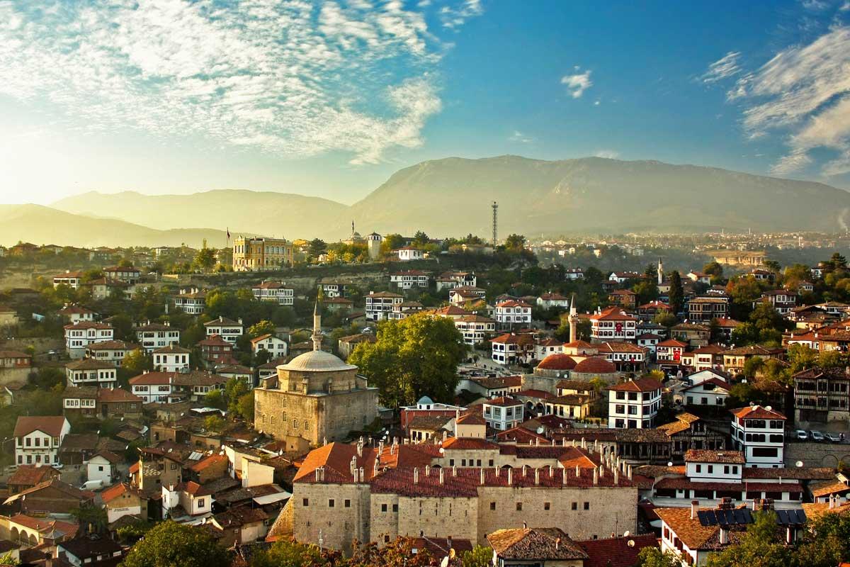 Yeşil rota: Trenle Batı Karadeniz | Atlas | Atlas Rotaları