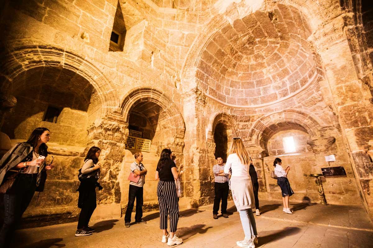 Taşların kalbi: Mardin Deyrulzafaran Manastırı | Atlas | gezi