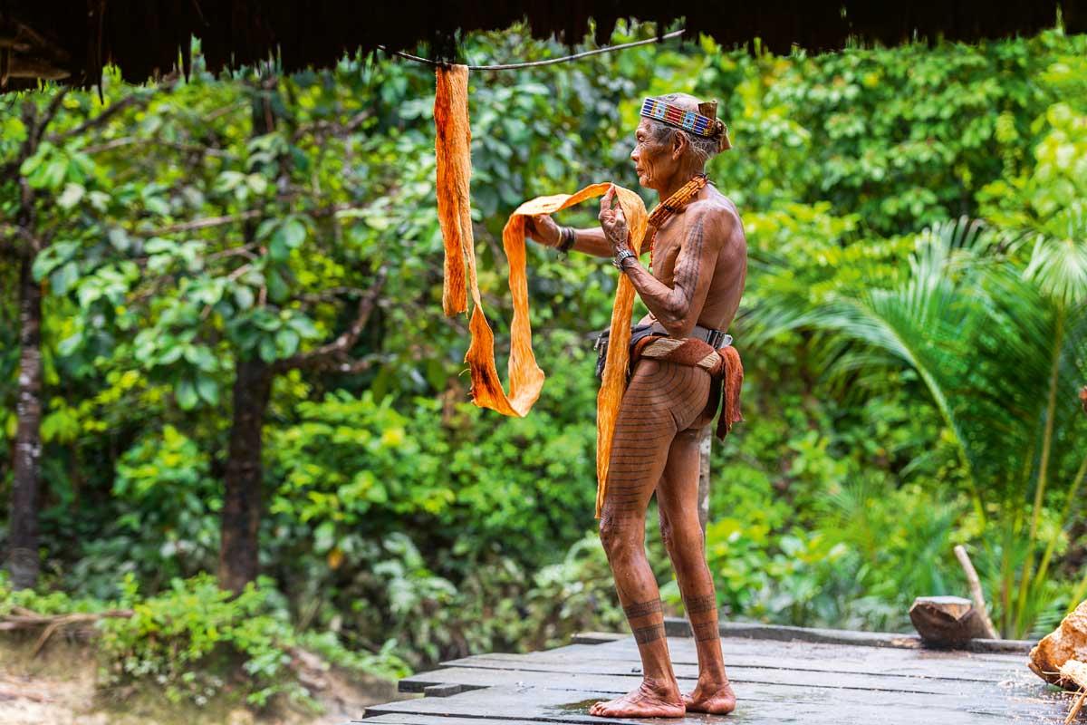 Yağmur ormanının bekçileri: Mentawai'ler | Atlas | Kültür
