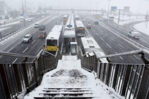 highway in winter | Atlas |