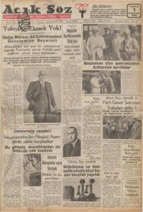 Açık-Söz-1-Temmuz-1936 | Atlas |
