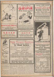 Açık-Söz-Reklamlar-1936 | Atlas |