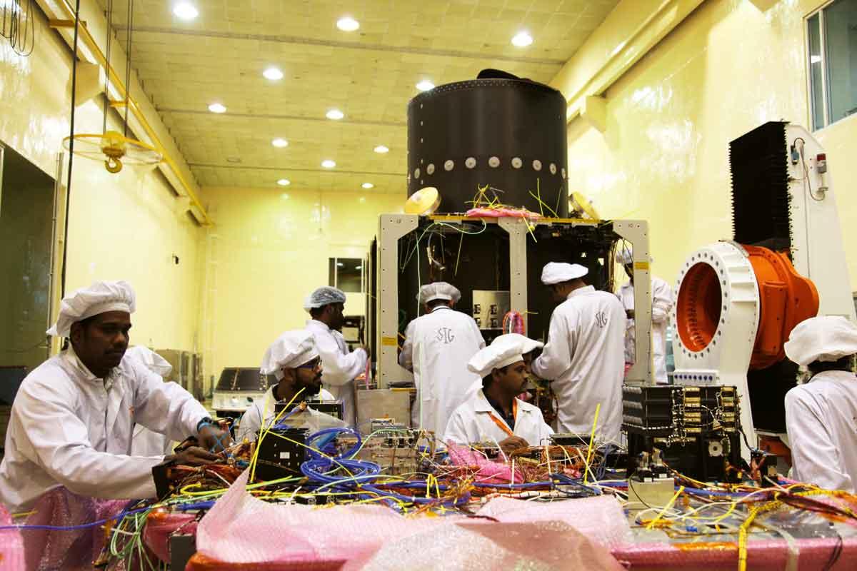 Bir uzay serüveni: Hindistan | Atlas | Bilim