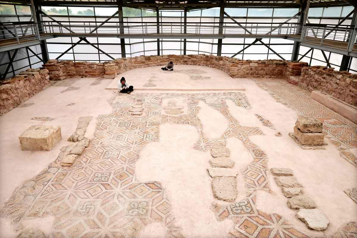 Karadeniz mozaikleri – Hadrianoupolis / Karabük | Atlas | Gündem