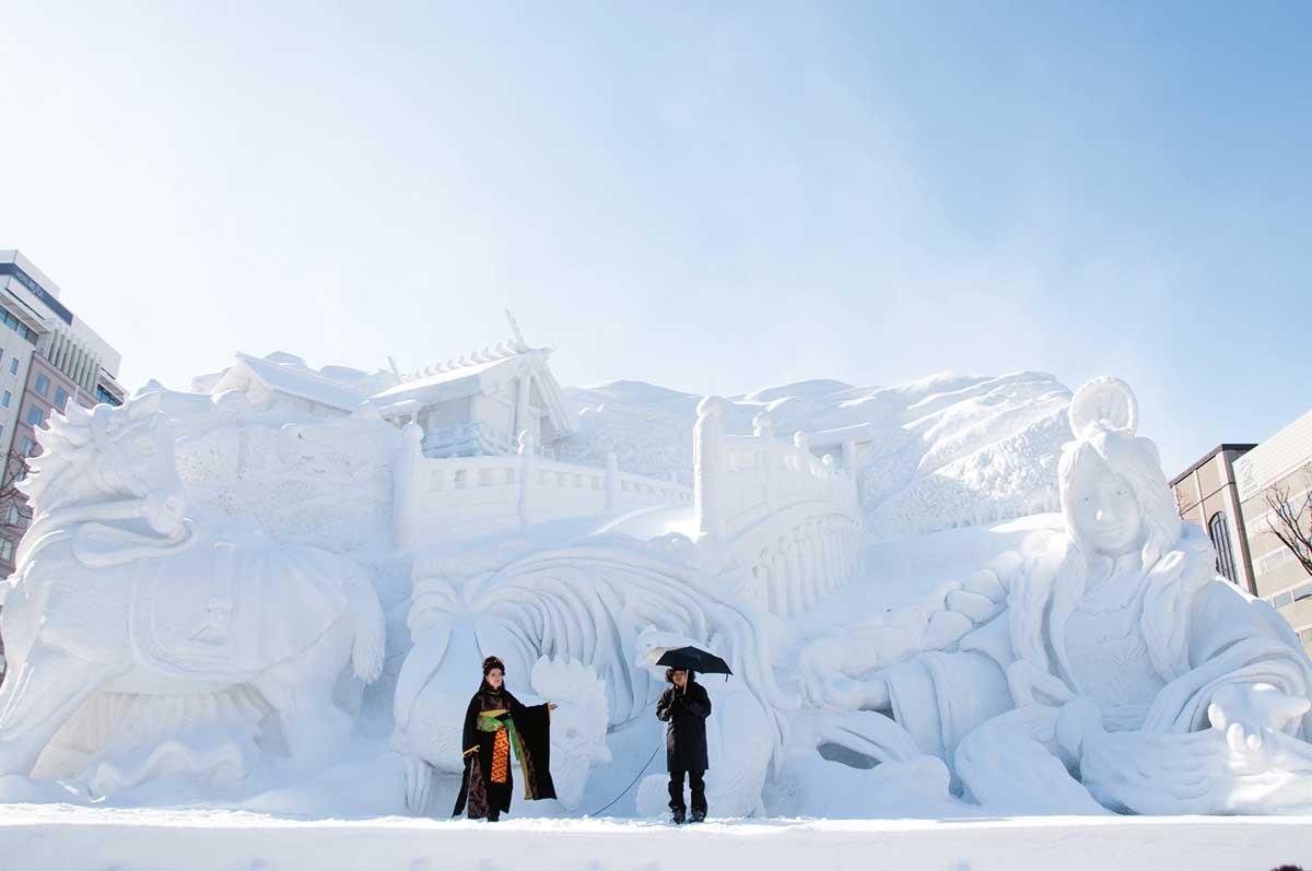 Dünyanın kış festivalleri | Atlas | Gezi