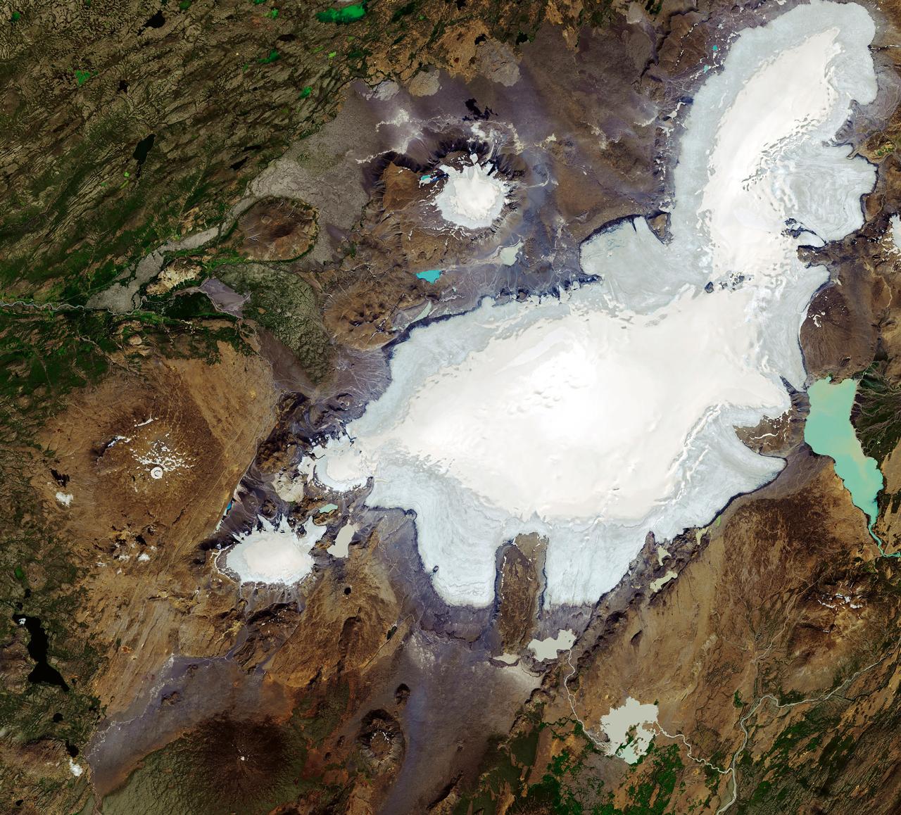 Yok olan buzul için yazılı anıt | Atlas | Doğa Coğrafya