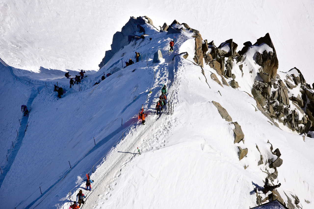 Buz Diyarı: Chamonix / Fransa | Atlas | Gezi