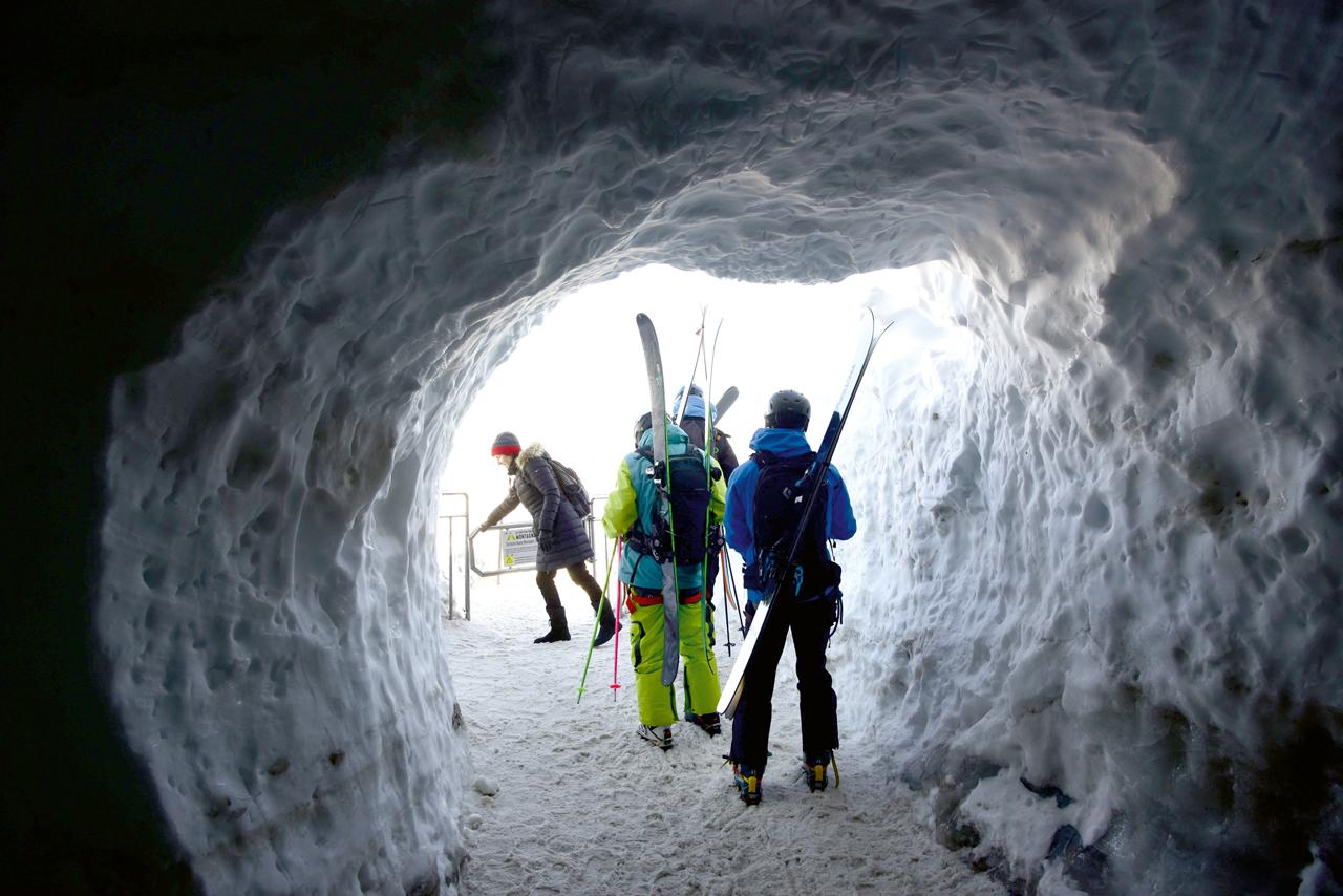 Buz Diyarı: Chamonix / Fransa | Atlas | Doğa Coğrafya