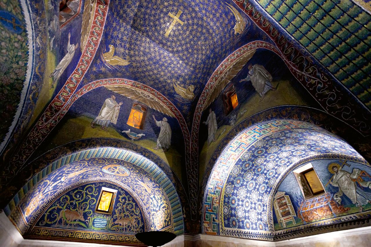 İtalya'daki Bizans: Ravenna | Atlas | Gezi