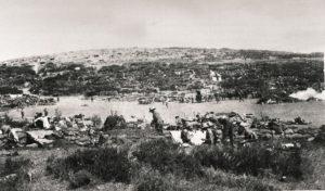 Çanakkale Cephesi'nde 24 Mayıs 1915'teki ateşkes sırasında İngiliz askerleri | Atlas |