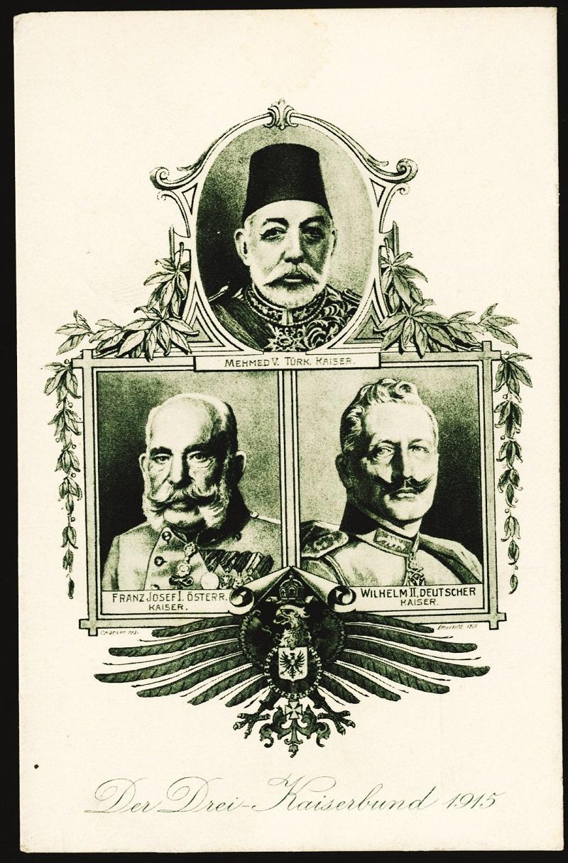 Birinci Harp'te Çanakkale savunması: Büyük direniş Gelibolu'da başladı | Atlas | Gündem