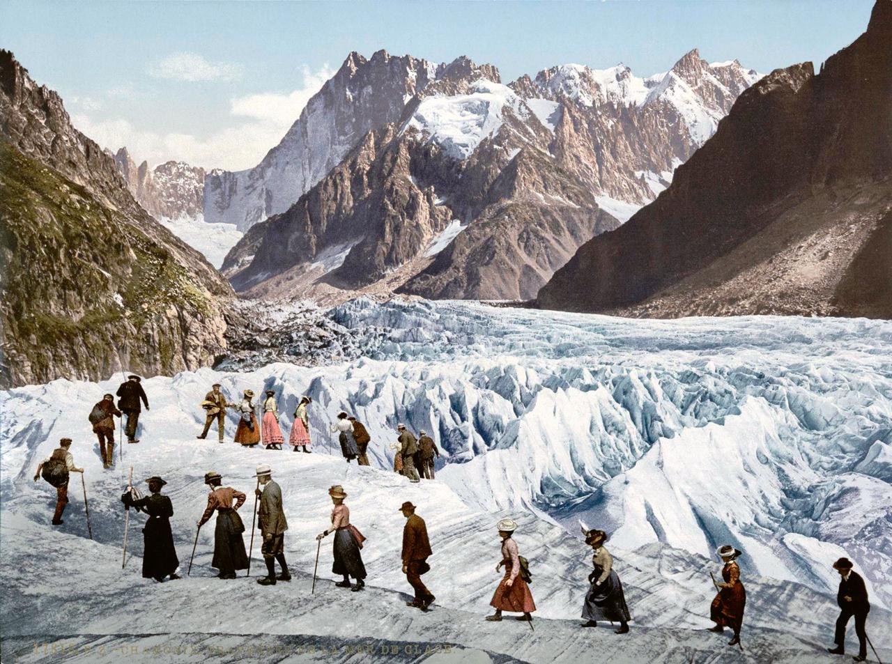 Buz Diyarı: Chamonix / Fransa | Atlas | fransa