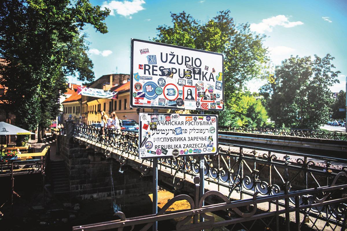 Kendisiyle gırgır geçen başkent: Vilnius | Atlas | Gezi