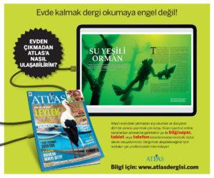 atlas dergisi   Atlas  