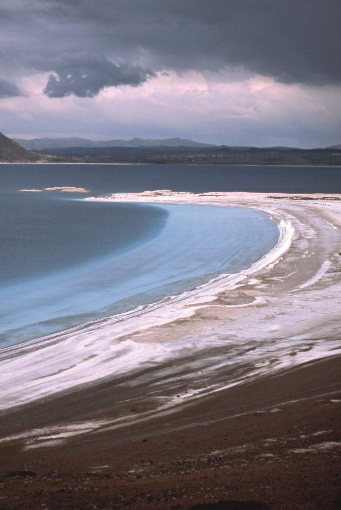 Kristal göl: Salda | Atlas | salda gölü