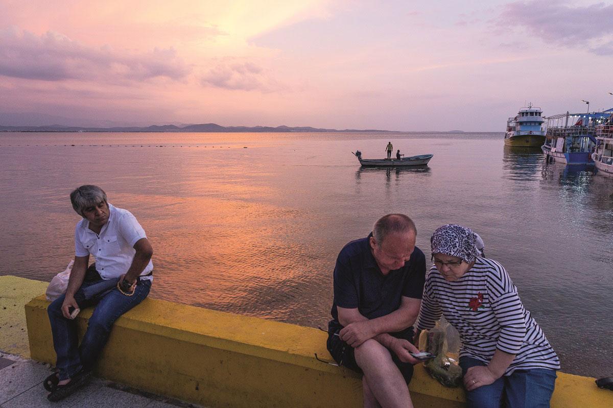 Edremit: Sabahattin Ali'nin şehri | Atlas | Keşfet