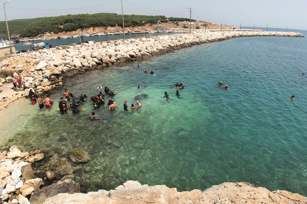 İbrice Limanı / Edirne: Sualtından Saros | Atlas | ibrice limanı