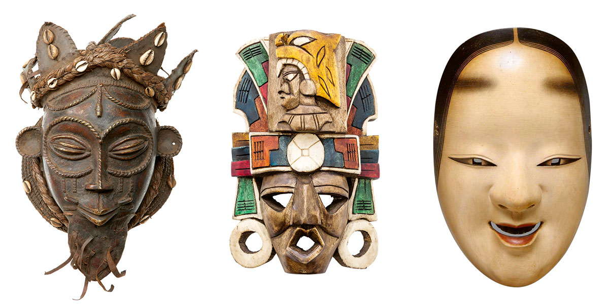 Her çağda maske | Atlas | Gündem