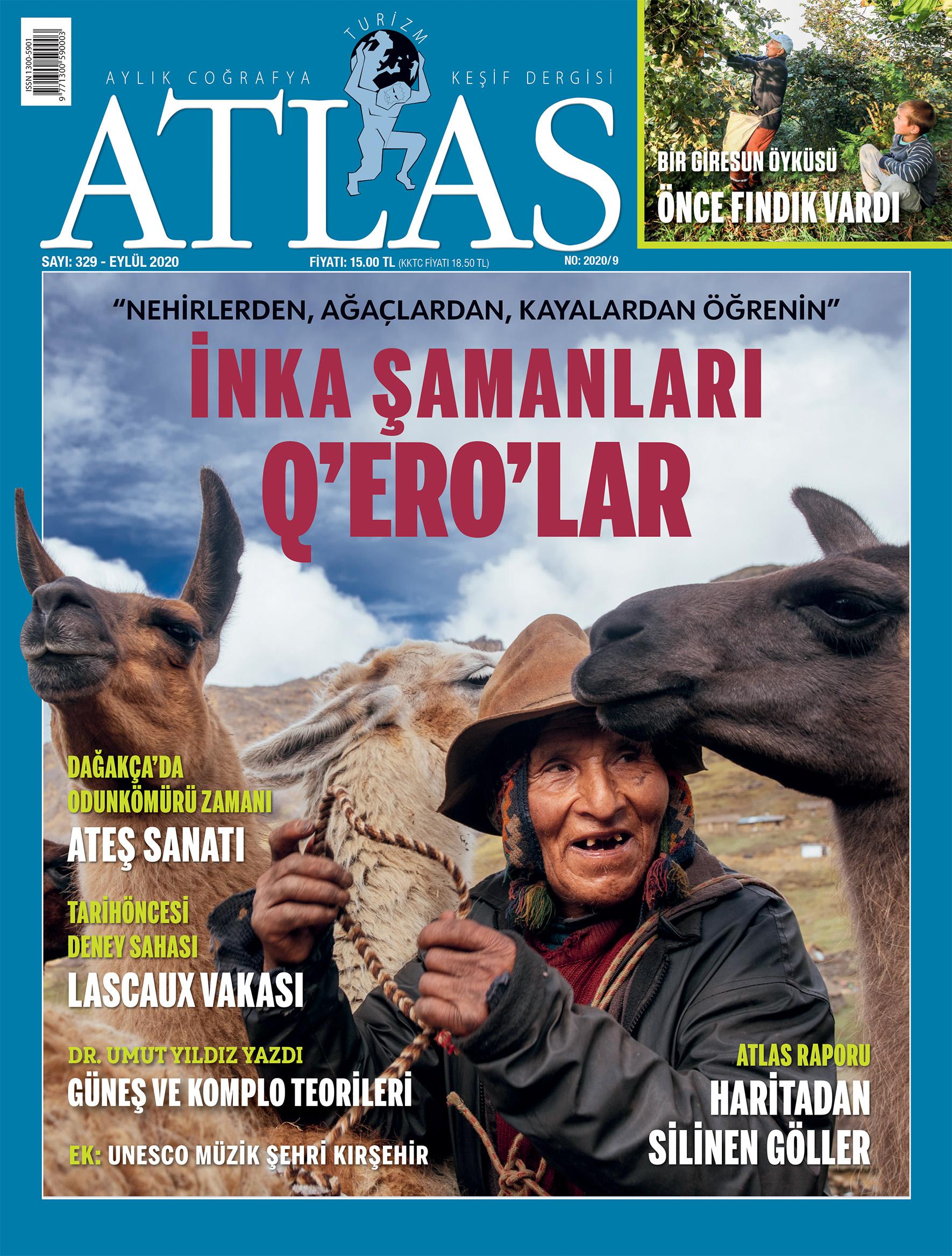 Atlas'ın Eylül sayısı çıktı! Yeni sayıda neler var? | Atlas | atlas dergisi