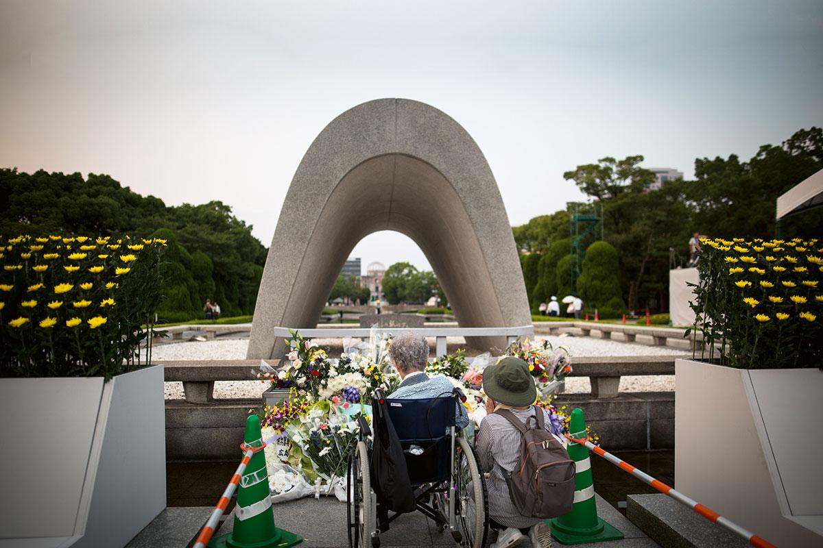 Nükleer cehennemden 75 yıl sonra Hiroşima | Atlas | Kültür