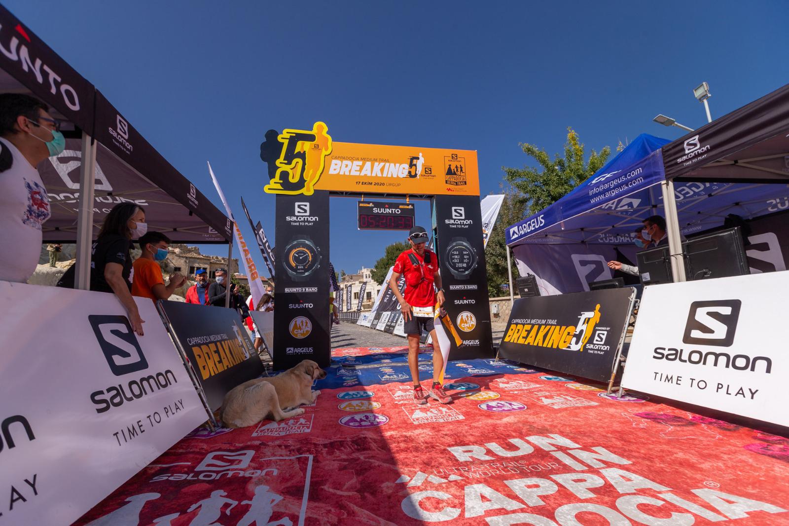 Kapadokya'da ultra maraton heyecanı | Atlas | Gündem