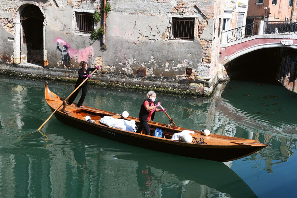 Venedik direniyor | Atlas | venedik
