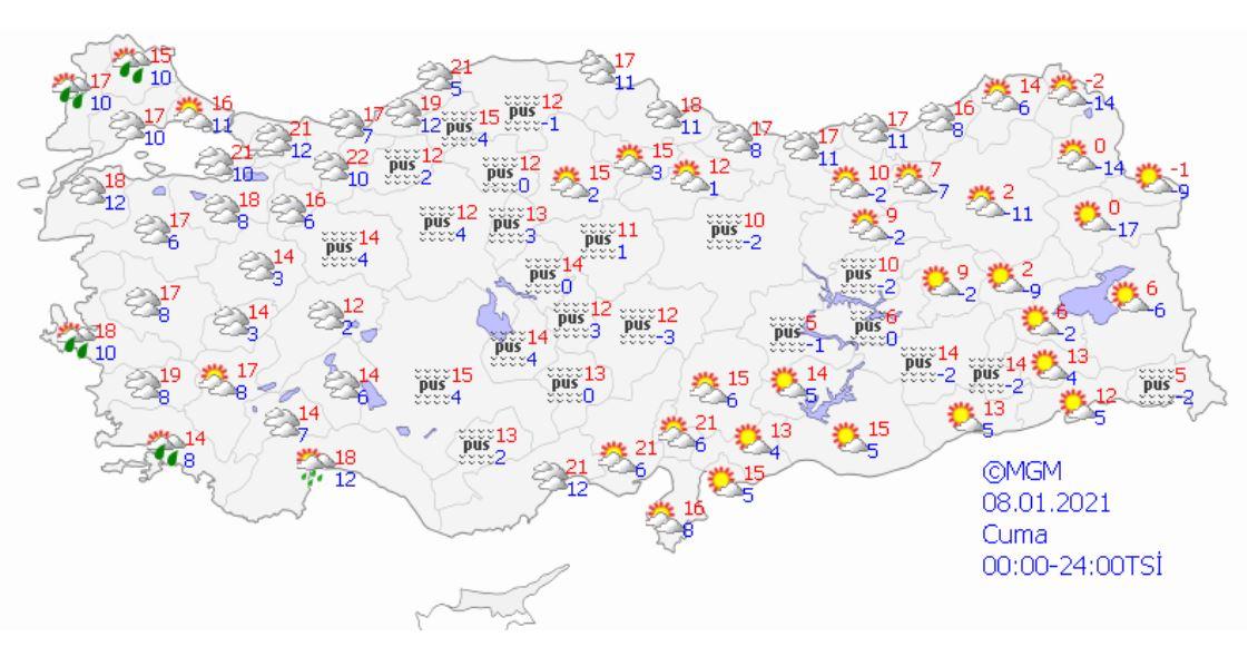 Beklenen yağış ne zaman gelecek? İstanbul'da kar ihtimali var mı? | Atlas | Gündem