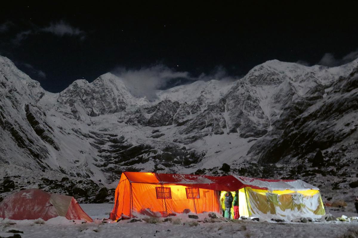 Annapurna: Öfkeli Hasat Tanrıçası   Atlas   Doğa Coğrafya