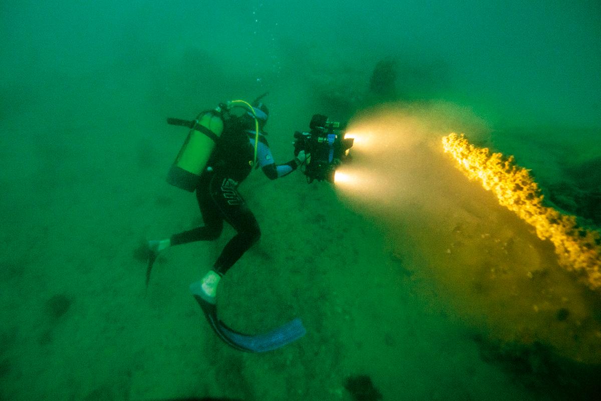 Çanakkale Boğazı'na tarihi dalış: Denizaltı savunma ağı | Atlas | Keşfet
