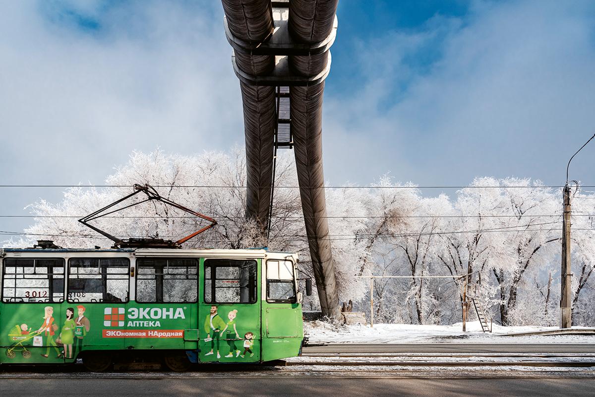 Mıknatıslı Dağ'ın şehri: Magnitogorsk | Atlas | Keşfet
